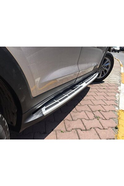 Universal Hyundai Tucson Yan Basamak Koruma Orjinal Oem 2015 Sonrası
