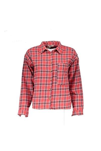 Collezione Erkek Kırmızı Gömlek