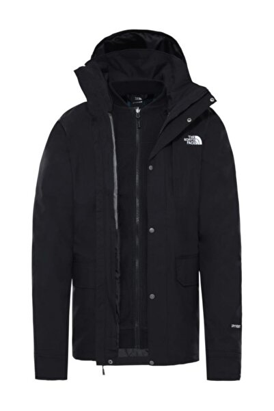 THE NORTH FACE Pinecroft Triclimate Erkek Mont Siyah