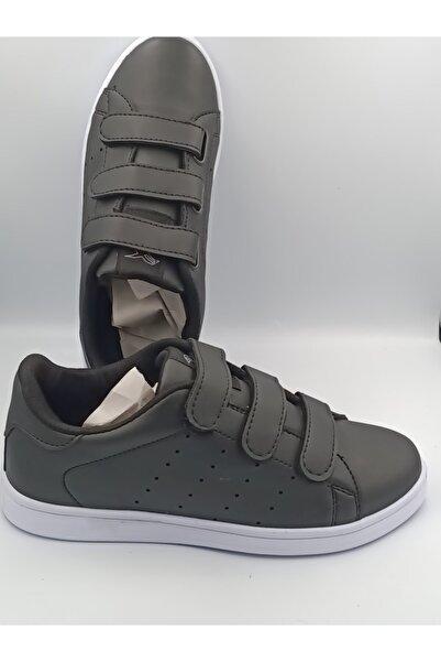 Venuma Unisex Siyah Cırtlı Garson Spor Ayakkabı