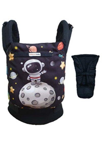 SolomomBaby Astronot Ergonomik Kanguru Yeni Doğan Seti