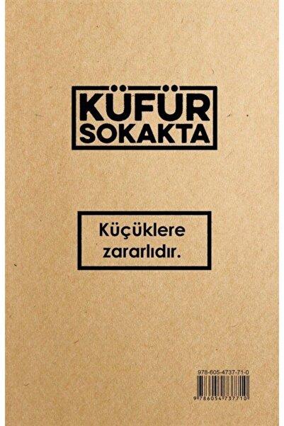 Dokuz Yayınları Küfür Sokakta