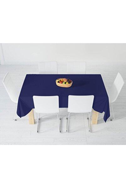 Textilla Lacivert Masa Örtüsü 100x140 cm
