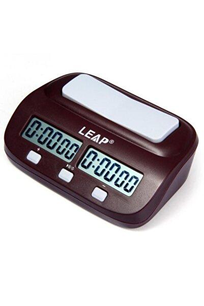 LEAP Elektronik Otomatik Dijital Executive Satranç Saati Pq9907s