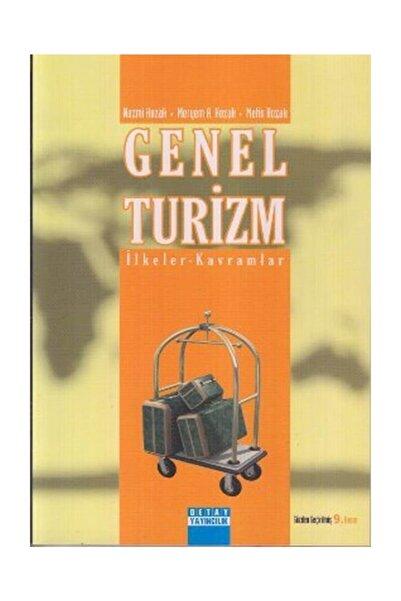 Detay Yayıncılık Genel Turizm İlkeler Kavramlar