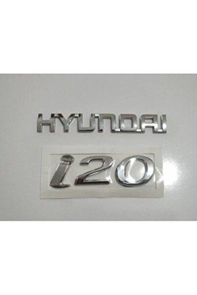 Hyundai Ve I20 Yazı Arma