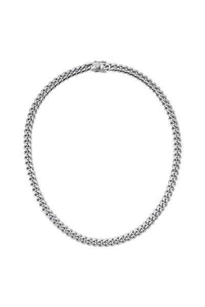 Luzdemia Bold Necklace - White