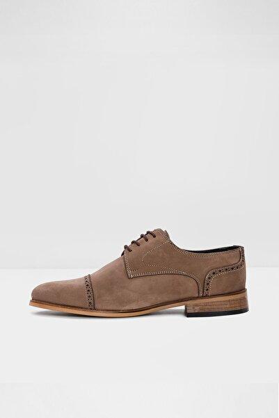 Aldo Erkek Bej Oxford Ayakkabı