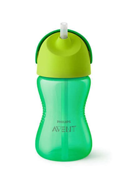 Philips Avent Yeşil Pipetli Bardak 300 ml Suluk 12+ Scf798/01