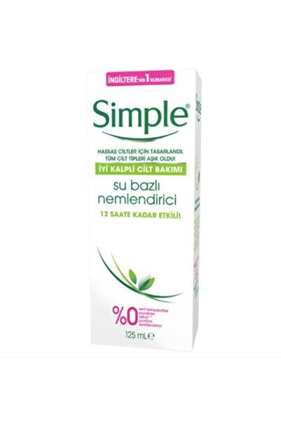 Simple Su Bazlı Nemlendirici 125 ml