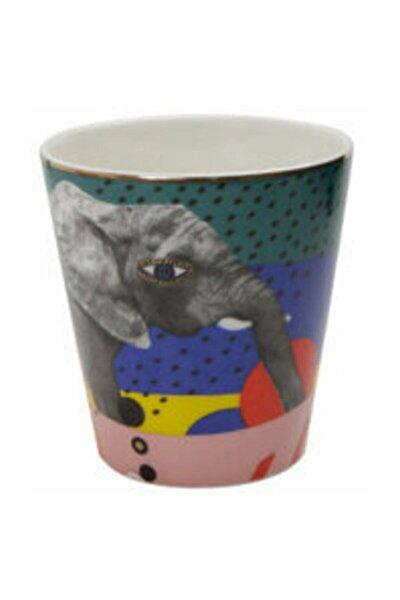 Porland Wild Life Elephant Bardak 320 Cc
