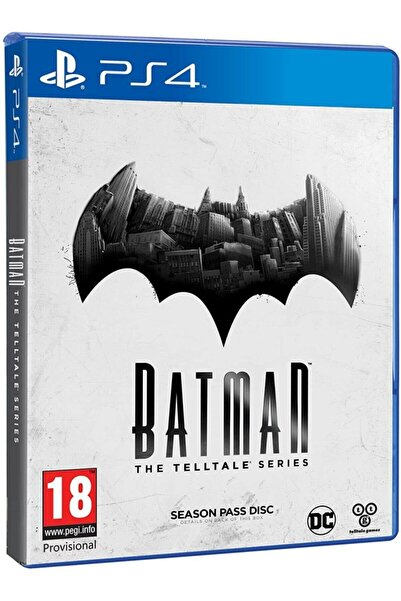 DC Ps4 Batman The Telltale Series