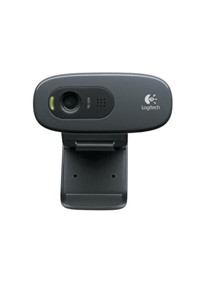 logitech Logıtech C270 Hd Siyah Webcam 960-001063