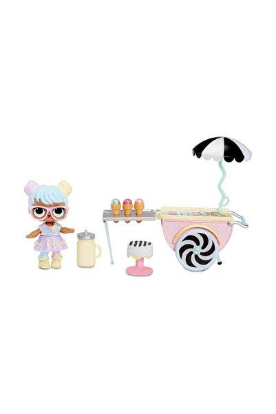 LOL L.O.L Bebek ve Mobilya Oyun Seti Seri 2 - Ice Cream-Bon Bon