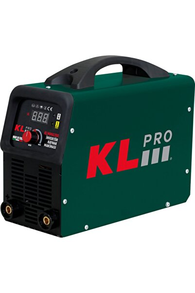 KLPRO Kl Pro Kaynak Makinesi Inverter 200 Amper Klmma200
