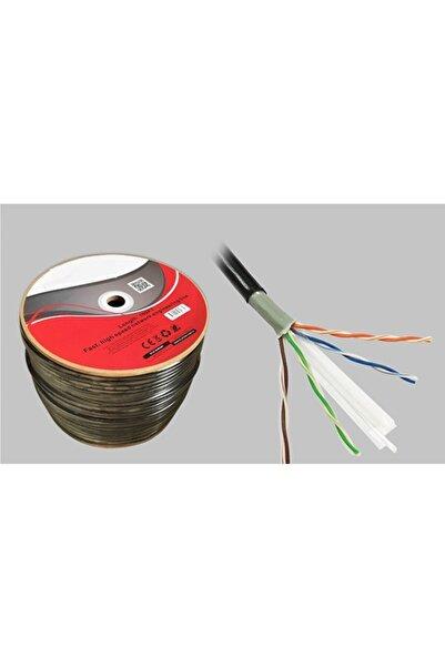 Platoon 40 Metre Cat 6 Yüksek Hızlı Dış Cephe Ethernet Internet Kablosu O