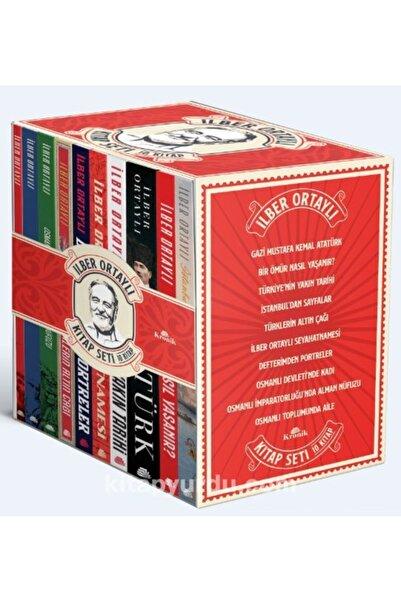 Kronik Kitap Ilber Ortaylı 10 Kitap Set