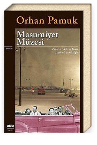 Yapı Kredi Yayınları Orhan Pamuk Masumiyet Müzesi
