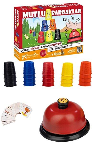 Çekirdek  Zeka Mutlu Bardaklar Akıl Ve Zeka Oyunu