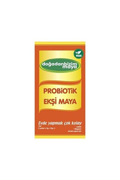 Doğadan Bizim Maya Probiotik Ekşi Maya 10 G