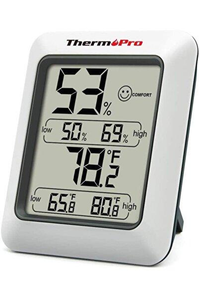 ThermoPro Tp50 Termometre Iç Mekan Dijital Isı Ve Nem Ölçer