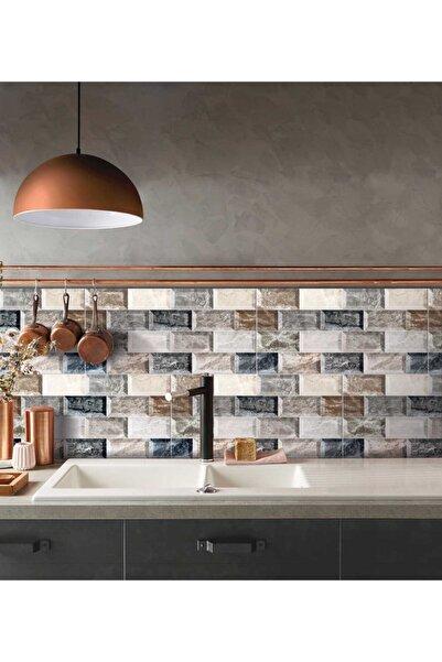 AnkaraSera Mutfak Tezgah Arası Seramik Multi