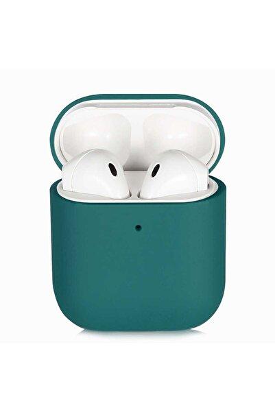 zore Apple Airpods Silk Silikon Kılıf