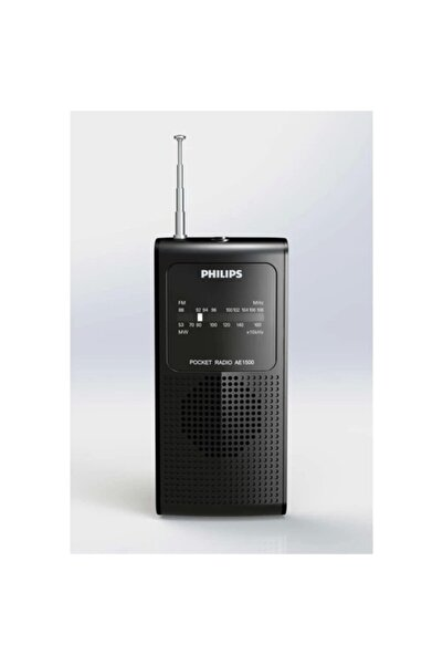 Philips Ae1500 Fm/mw Portatif Taşınabilir Radyo Çalar