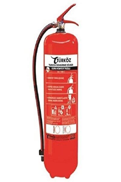 6 Kg (KKT) Yangın Söndürme Tüpü ( Askı Aparatı Hediye )