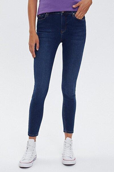 Loft Kadın Mavi Skinny FitJean
