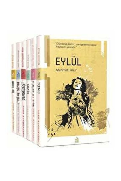 Unutulmaz Türk Klasikleri 6 Kitap Takım