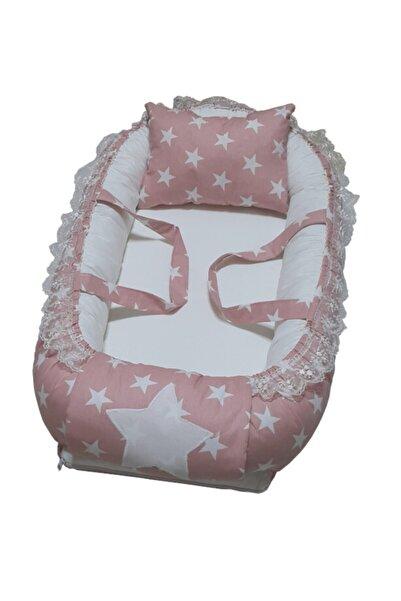 Babynest Pudra Iri Yıldız - Kirli Beyaz
