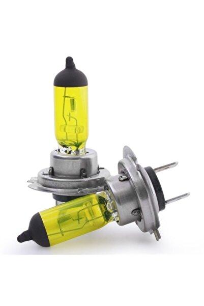 ModaCar H7 Model Sarı Işık Far Ampül Seti 424830