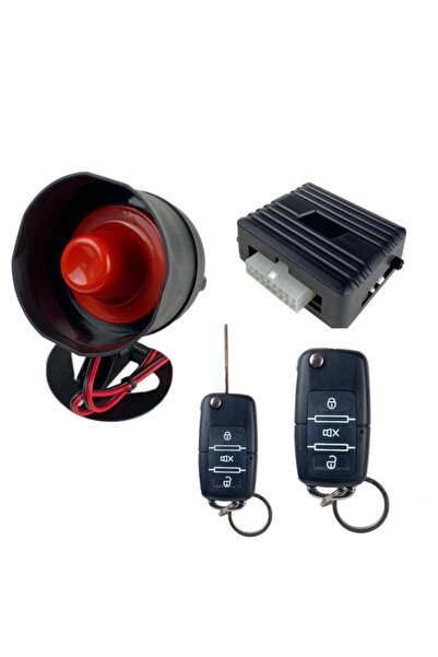 Space Oto Alarm Sistemi Sustalı / Gual125