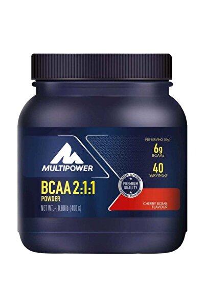 Multipower Bcaa Powder 400 Gr -kiraz