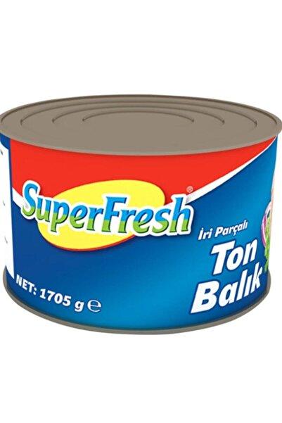 SuperFresh Iri Parçalı Ton Balığı 1705 gr