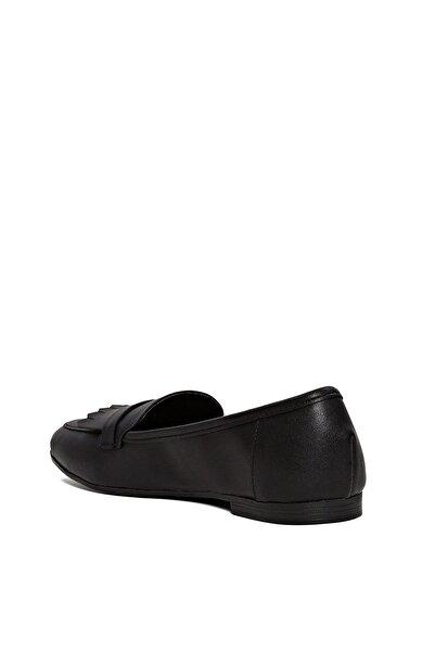 Sole Sisters Babet & Düz Ayakkabı Siyah - BADEN