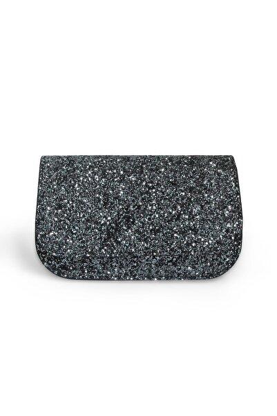 Coquet Accessories Kadın Gümüş Nolah Gece Çantası-19g3u13n440