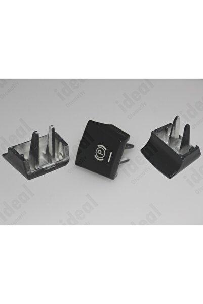 İDEAL OTOMOTİV Bmw 5 7 F01 F02 F07 F10 F11 El Freni Park (p) Düğme Kapağı 2009-2014