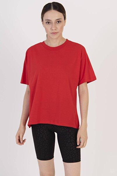 Addax Oversize Basic T-shirt P0730 - J6j7