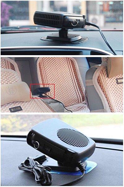 Mobee Araç Içi Isıtıcı-soğutucu Fan 12v Çakmaklık Girişli