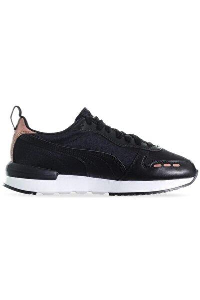 Puma R78 WN S Siyah Kadın Sneaker Ayakkabı 101119328