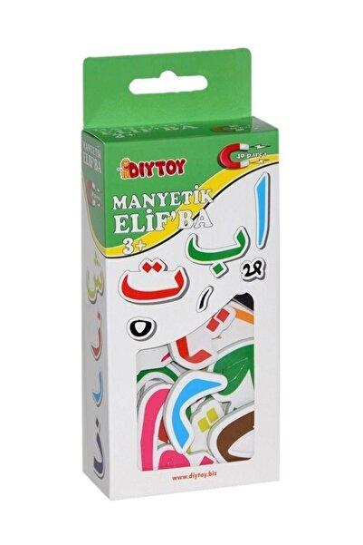 DIYTOY Manyetik Elif-ba Arapça Alfabe