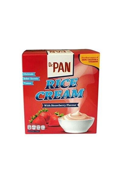 Dr Pan Dr. Pan Rice Cream Çilekli 400 Gr
