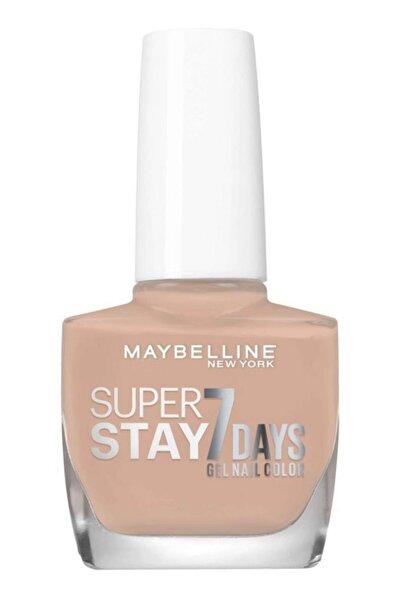 Maybelline New York Super Stay Oje- 890 Greıg