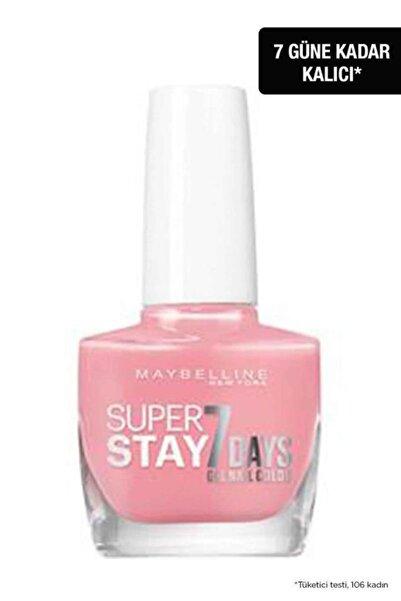 Maybelline New York Super Stay Oje- 135 Nude Rose