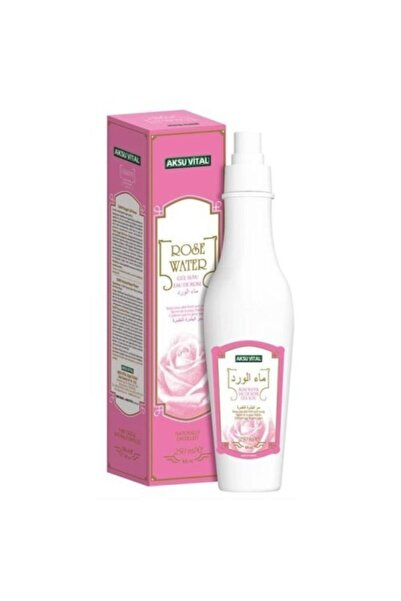 Aksu Vital Gül Suyu Rose Water 250 Ml