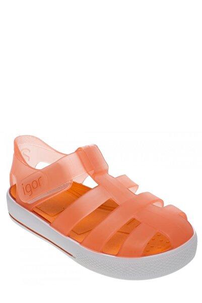 IGOR Turuncu Çocuk Sandalet 305 10171B