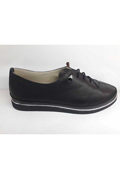 Pandora Kadın Siyah Ayakkabı