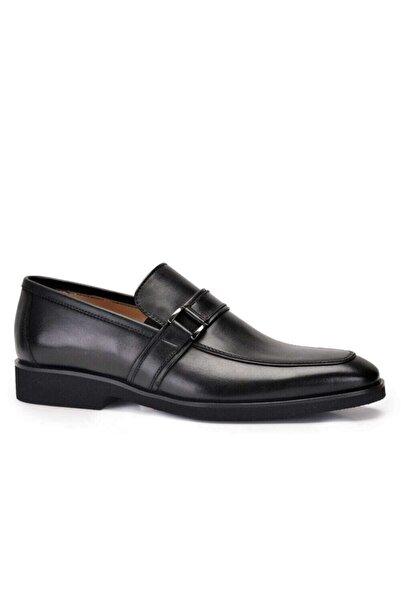 Nevzat Onay Kadın Siyah   Klasik Ayakkabı